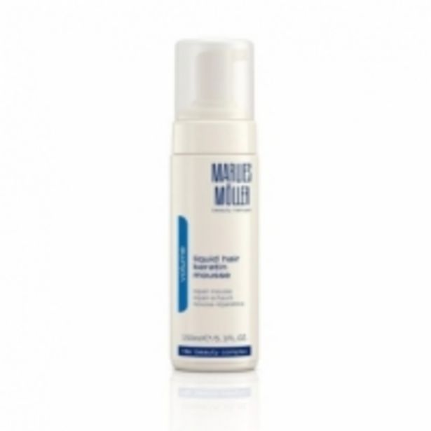 Oferta de Marlies Möler Liquid Hair Keratin Mousse por 31,95€