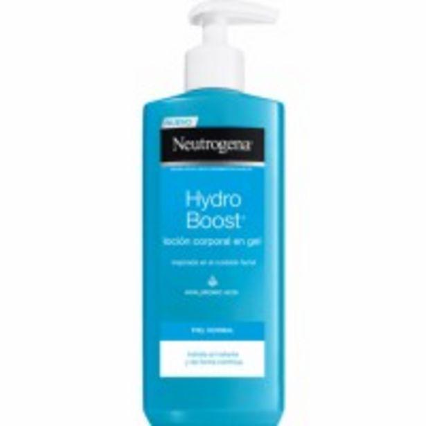Oferta de Neutrogena Hydro Boost Loción Corporal Hidratante en Gel por 10,49€