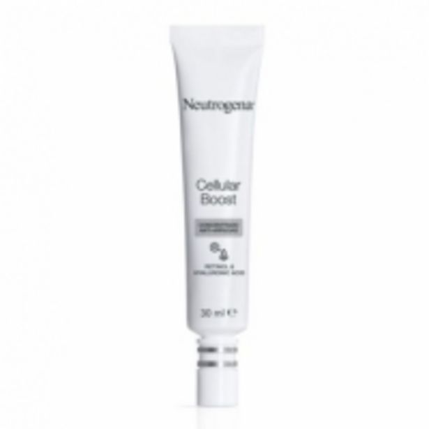 Oferta de Neutrogena Cellular Boost Concentrado Anti-arrugas Intensivo por 28,95€