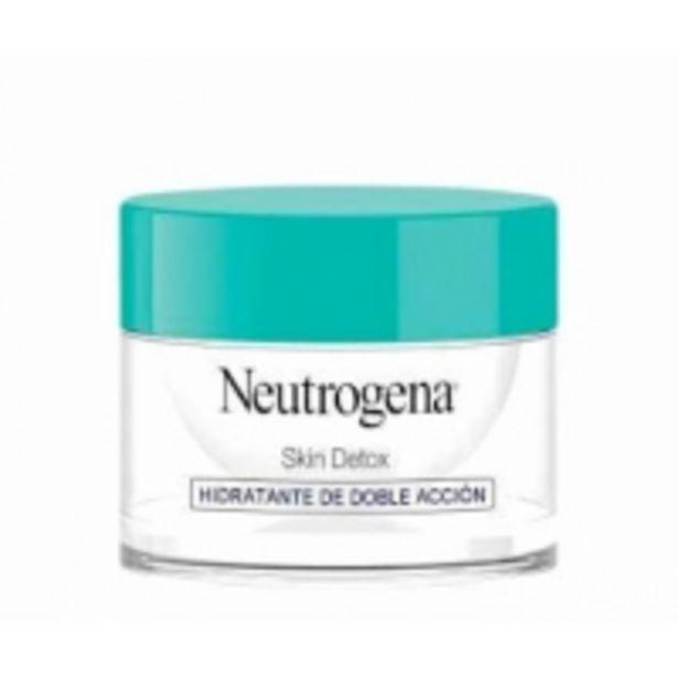 Oferta de Neutrogena Skin Detox Hidratante de Doble Acción por 19,95€