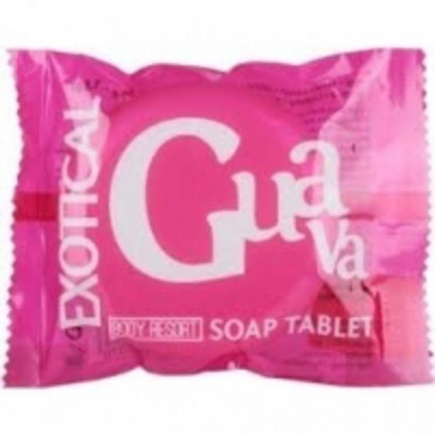 Oferta de Exotical Guava Soap Tablet por 0,5€