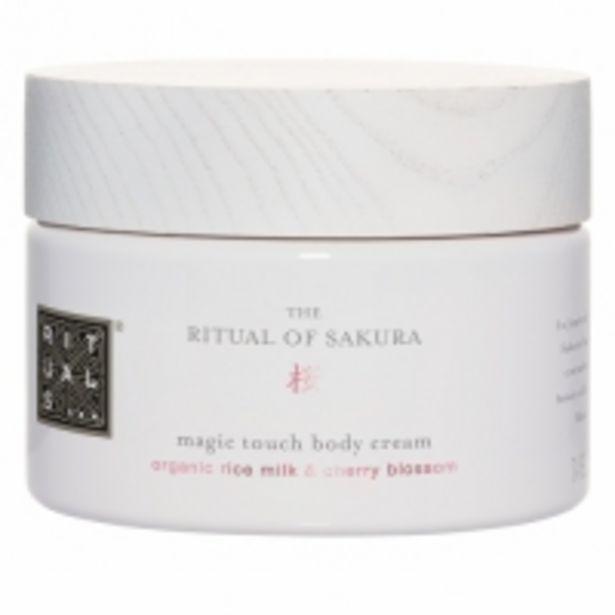Oferta de RITUALS The Ritual of Sakura Body Cream - crema corporal por 18,95€