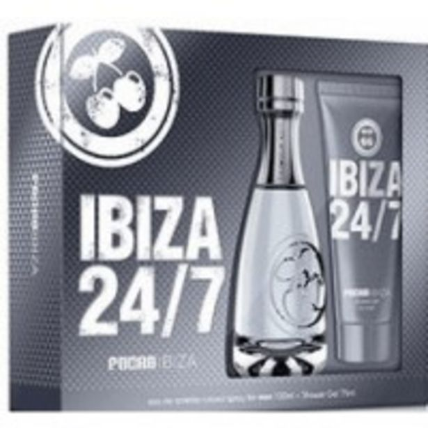 Oferta de Estuche Pacha Ibiza 24/7 Him por 12,49€