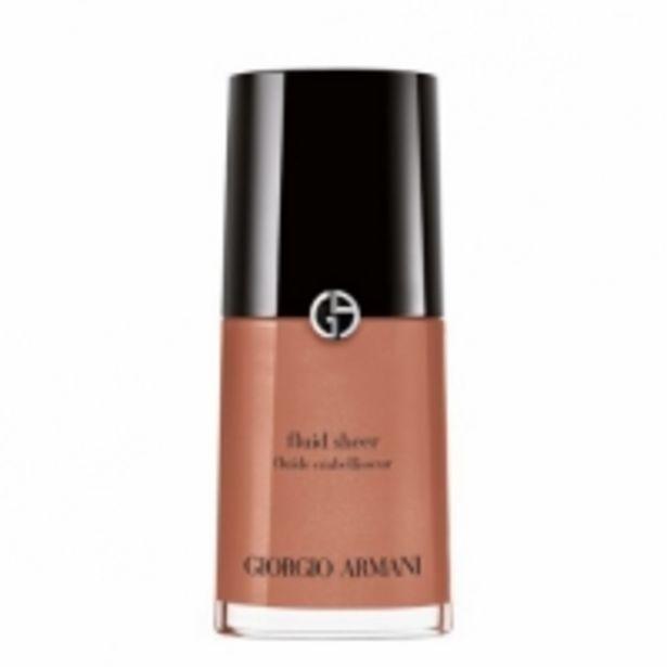 Oferta de Giorgio Armani Fluid Sheer Base de Maquillaje Efecto Luminoso por 55,95€