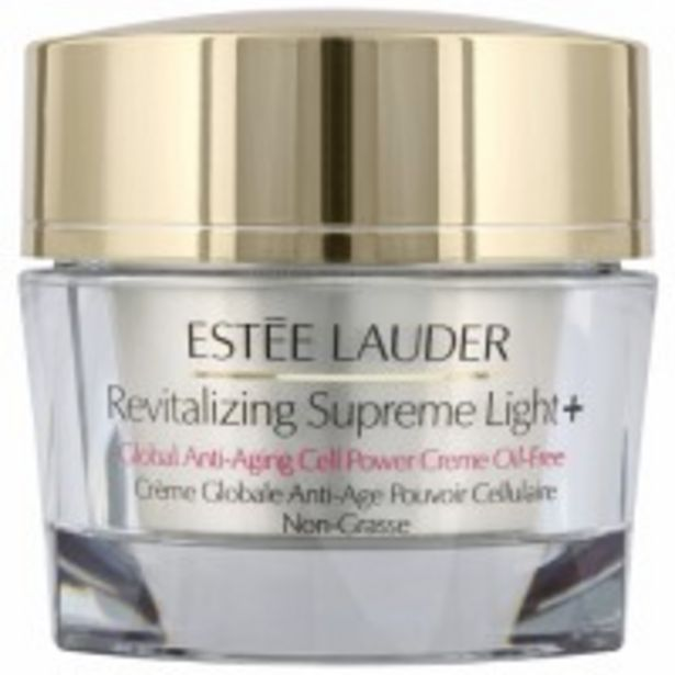 Oferta de Supreme Light + Global Anti-Aging Cell Power Creme Oil Free por 57,95€