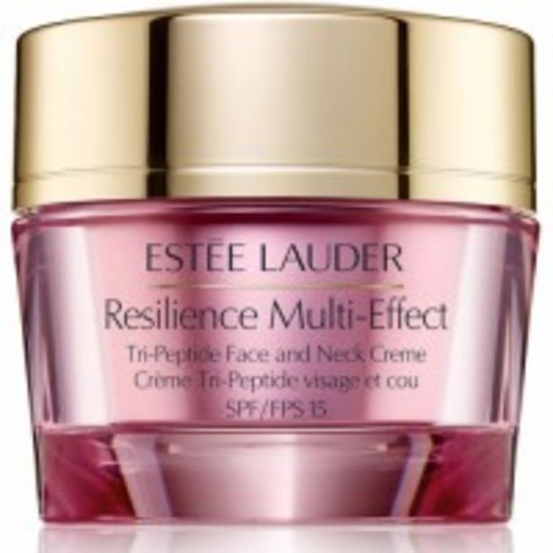 Oferta de Resilience Multi-Effect Tri-Peptide Face and Neck Creme SPF 15 Piel Normal - Mixta por 62,99€