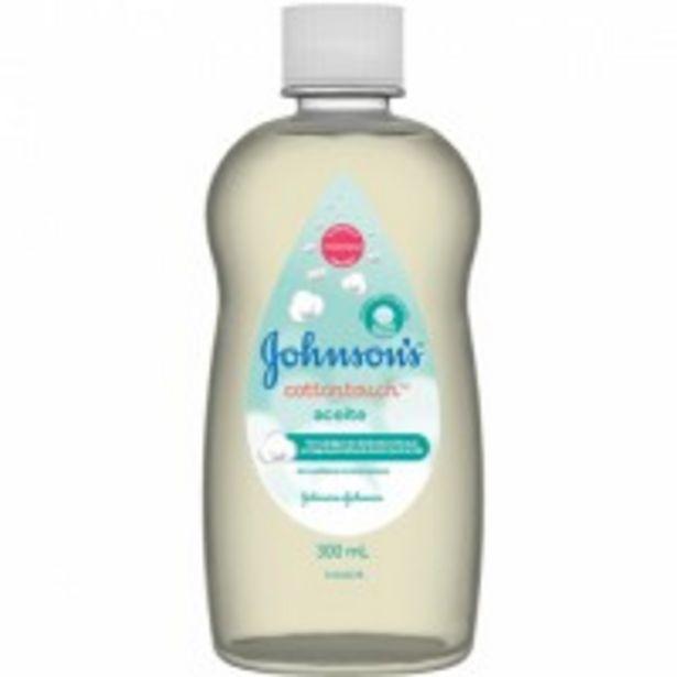 Oferta de Johnsons CottonTouch Aceite por 2,15€