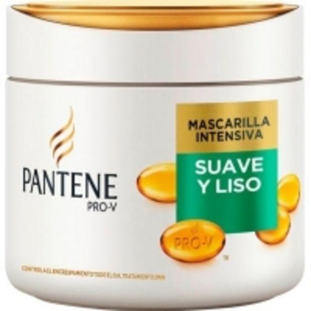 Oferta de Mascarilla Capilar Intensiva Suave Y Liso por 4,65€
