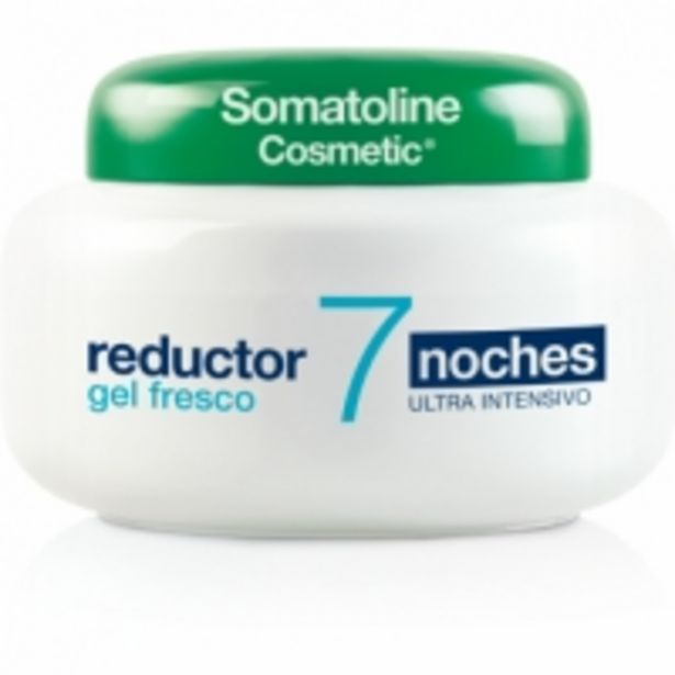 Oferta de Somatoline Reductor 7 Noches Gel por 38,99€