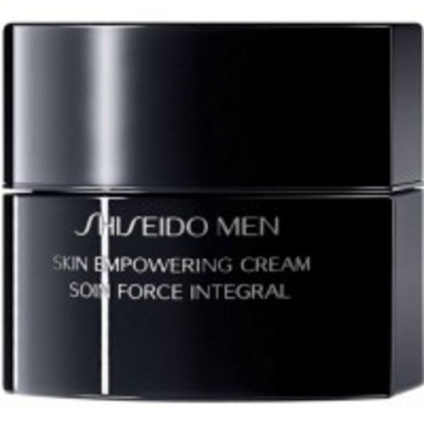 Oferta de Shiseido men skin empowering cream por 82,99€