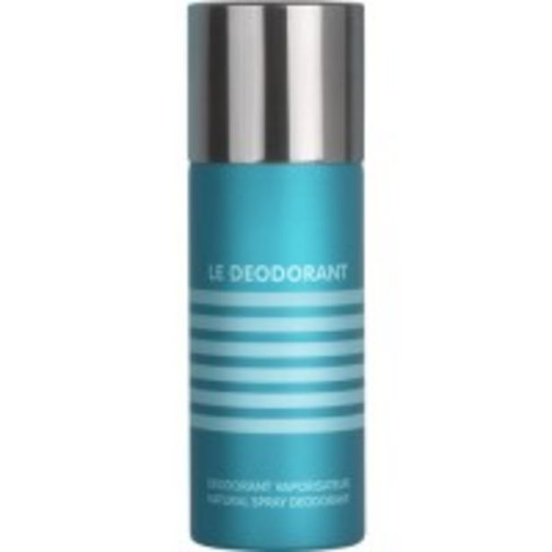 Oferta de Le Male Desodorante en Spray por 23,95€