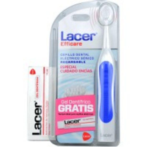 Oferta de Lacer Cepillo Eléctrico Encias por 26,95€