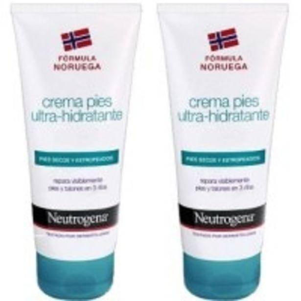 Oferta de Neutrogena Crema de Pies Ultra Hidratante Duplo por 11,99€