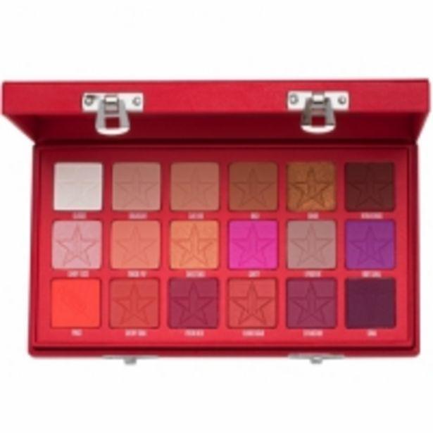 Oferta de Jeffree Star Eyeshadow-Pressed Pigment Palette Blood Sugar por 32,99€