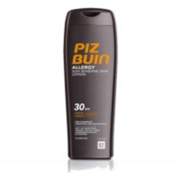 Oferta de Piz Buin Allergy Sun Sensitive Spf30 por 16,95€