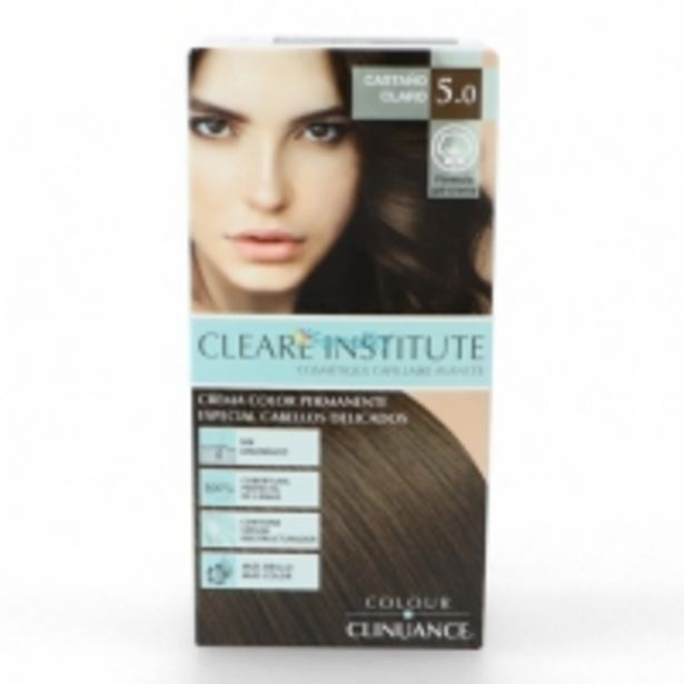 Oferta de Cleare Institute Colour Clinuance 5.0 Castaño Claro por 5,99€