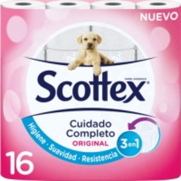 Oferta de Papel Scottex Original por 5,99€