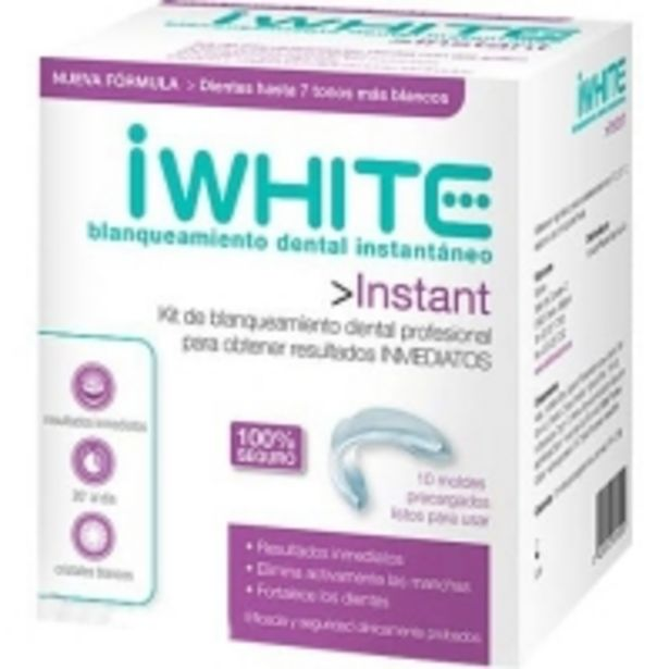 Oferta de Kit Blanqueamiento Dental Moldes por 28,99€