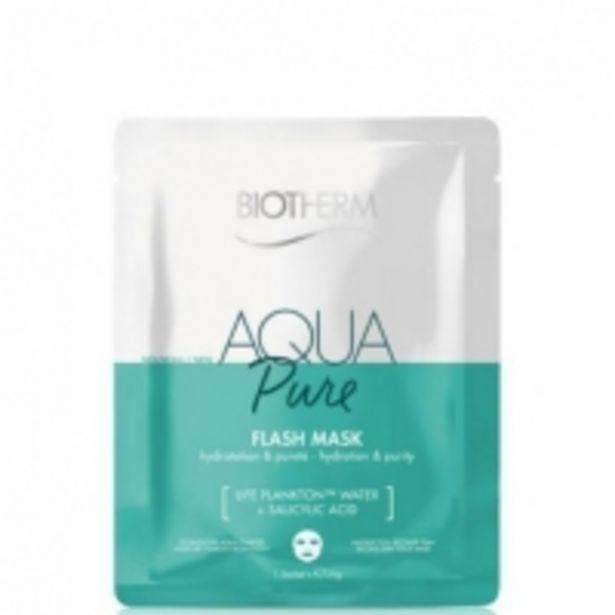 Oferta de Biotherm Aqua Super Mask Pure 1 Sachet por 4,95€