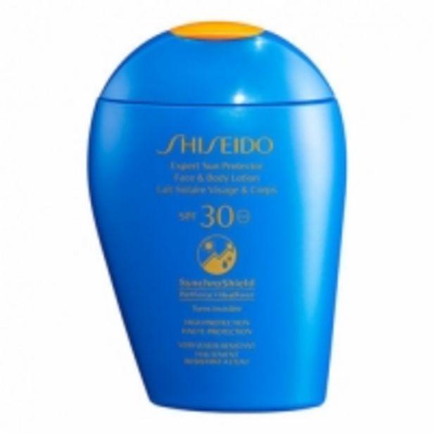 Oferta de Shiseido Loción Corporal Expert Sun Spf 30 por 30,95€