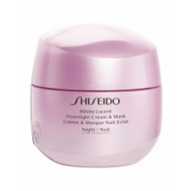 Oferta de White Lucent Overnight Cream & Mask por 61,95€