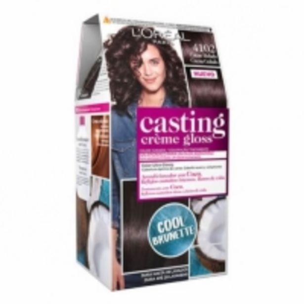 Oferta de Loreal Paris Tinte Casting Creme Gloss nº410 por 6,49€
