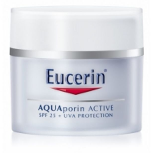 Oferta de  Eucerín Aquaporin Active con FPS 25 + UVA por 19,95€