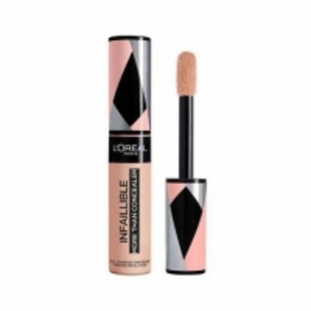 Oferta de  L'Oreal Fondo de Maquillaje Full Wear Concealer por 11,99€