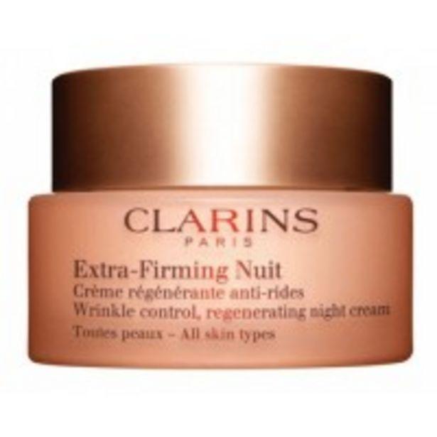 Oferta de Extra Firming Nuit regenerante todo tipo de pieles por 56,95€