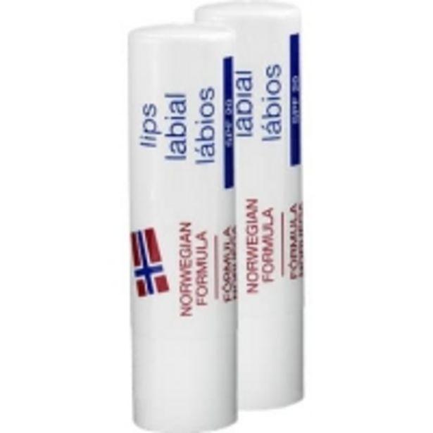 Oferta de Neutrogena Duplo Protector Labial spf-20 por 6,99€