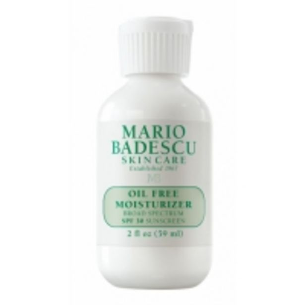 Oferta de Mario Badescu Crema Hidratante Oil Free SPF 30 por 28,95€