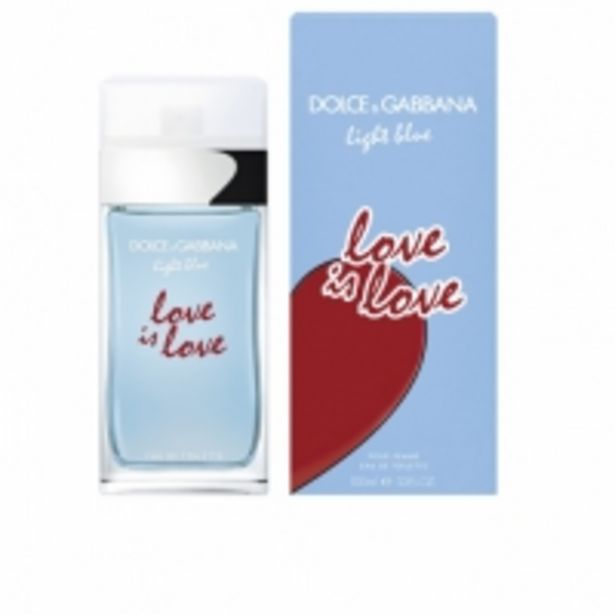 Oferta de Dolce & Gabbana Light Blue Love Is Love Pour Her Eau de Toilette por 50,95€