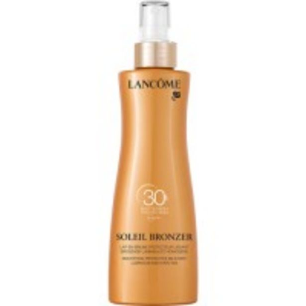 Oferta de Lancôme Soleil Bronzer Lait SPF 30 Leche En Bruma Protectora por 14,96€