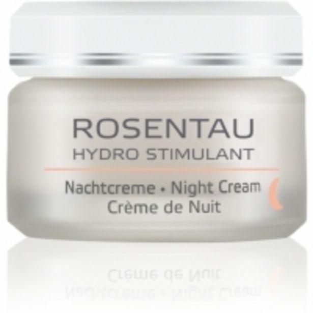Oferta de AnneMarie Borlind Rose Dew Crema Noche por 29,95€
