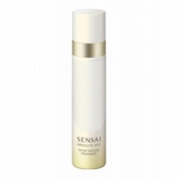 Oferta de Sensai Absolute Silk Micro Mousse Treatmentt por 91,95€