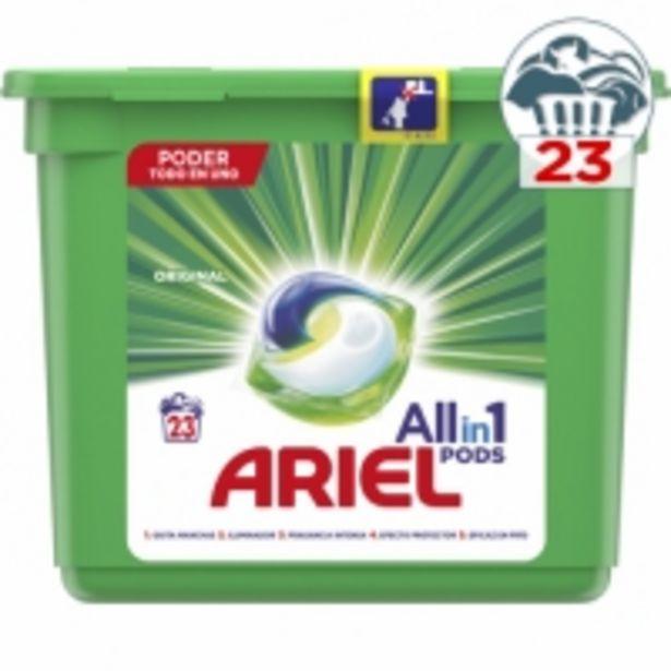 Oferta de Ariel Detergente Líquido All In 1 por 7,49€
