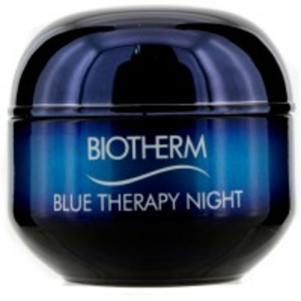 Oferta de Biotherm Blue Therapy Night Crema Antiarrugas De Noche por 53,95€