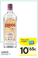 Oferta de Ginebra Larios por 10,65€