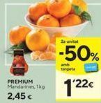 Oferta de Mandarinas Premium por 2,45€