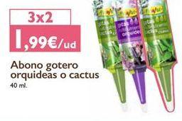 Oferta de Abono por 1,99€