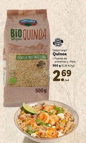 Oferta de Quinoa Campo Largo por 2,69€