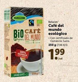 Oferta de Café Bellarom por 1,99€
