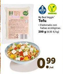 Oferta de Tofu por 0,99€