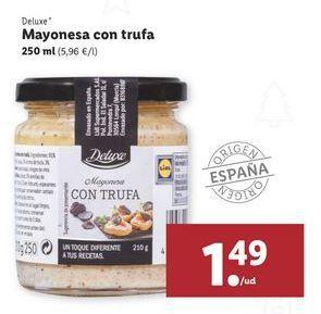 Oferta de Mayonesa Deluxe por 1,49€
