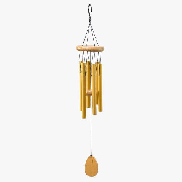 Oferta de Campana de Viento Bambú Musical por 27,95€
