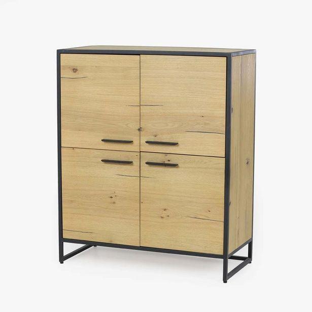 Oferta de Armario Sasi100x45x120 cm por 591,2€