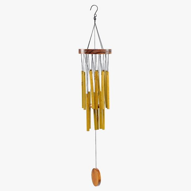 Oferta de Campana de Viento Bambú por 12,95€