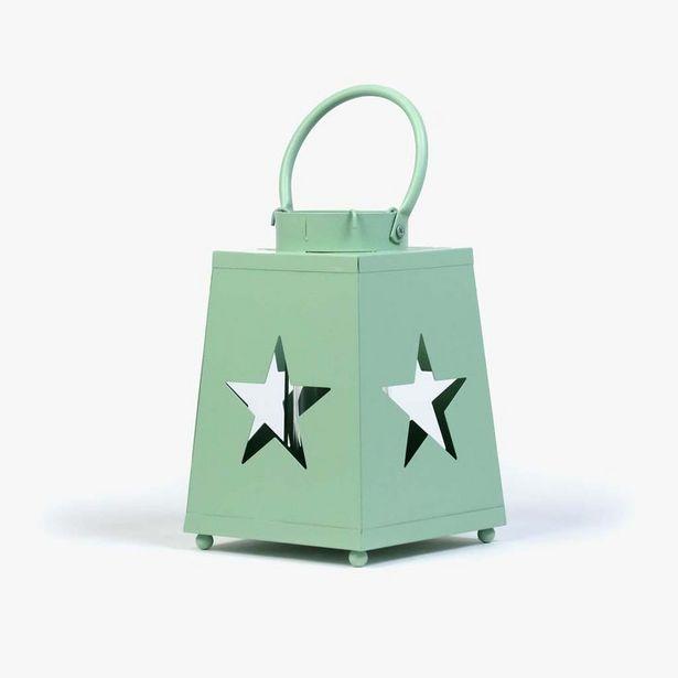 Oferta de Farolillo Estrella Verde 22 cm por 16,99€