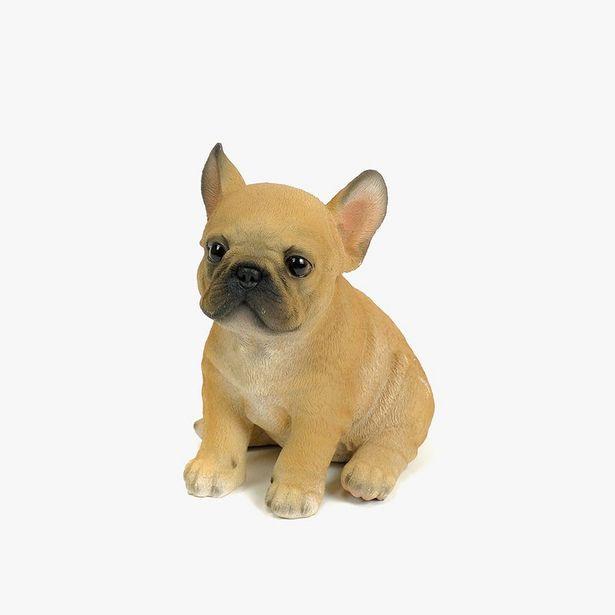 Oferta de Bulldog francés 14x11x15 cm por 17,95€