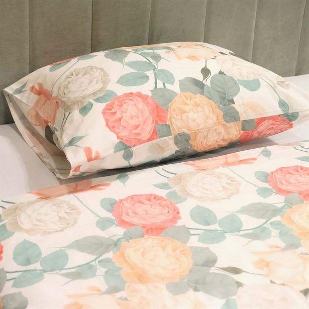 Oferta de 1 Funda nórdica + 1 Funda Rose Dream 140x200 cm por 34,99€